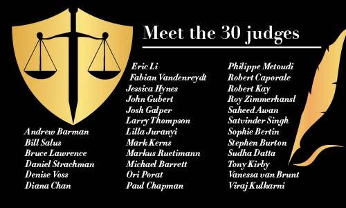 GC 30 adds Zimmerhansl as judge