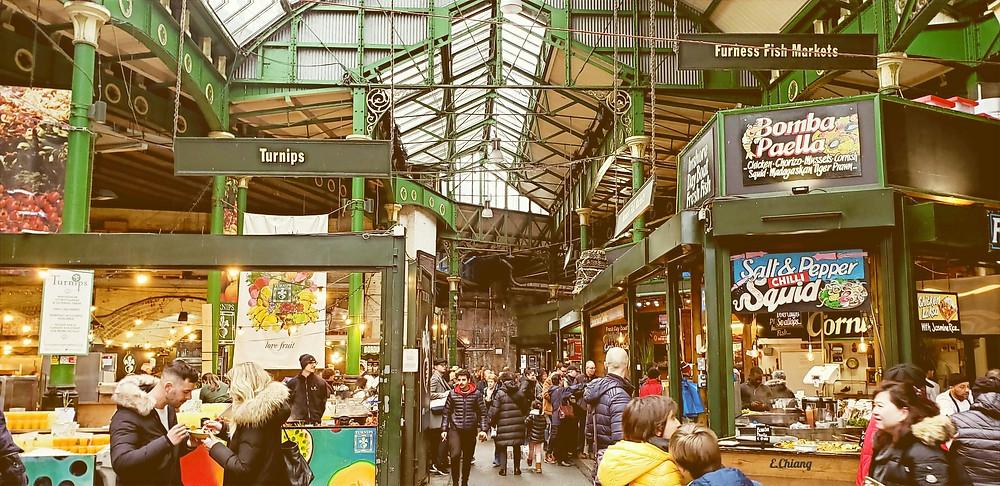 three crown square borough market