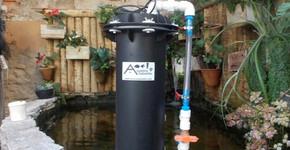 Filtro canister para aquários de água doce do Mauro