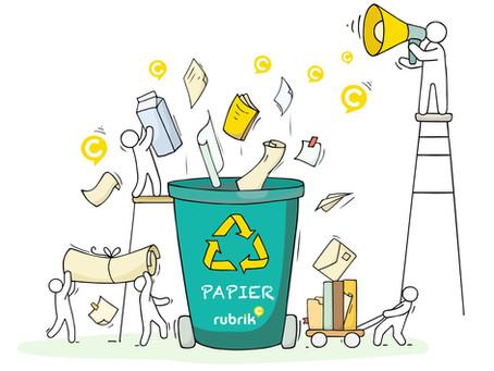 L'industrie du papier et son utilisation dans l'imprimerie, pas si anti écologique qu'on le pense