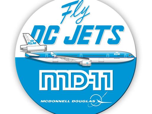 "KLM # Flight Review • KL671 | AMS-KEF-YUL | MD11 ""My Farewell Flight"" • Economy"