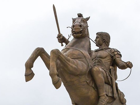 37. Alexander the Great