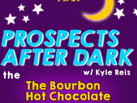 🌙 PaD: The Bourbon Hot Chocolate Episode