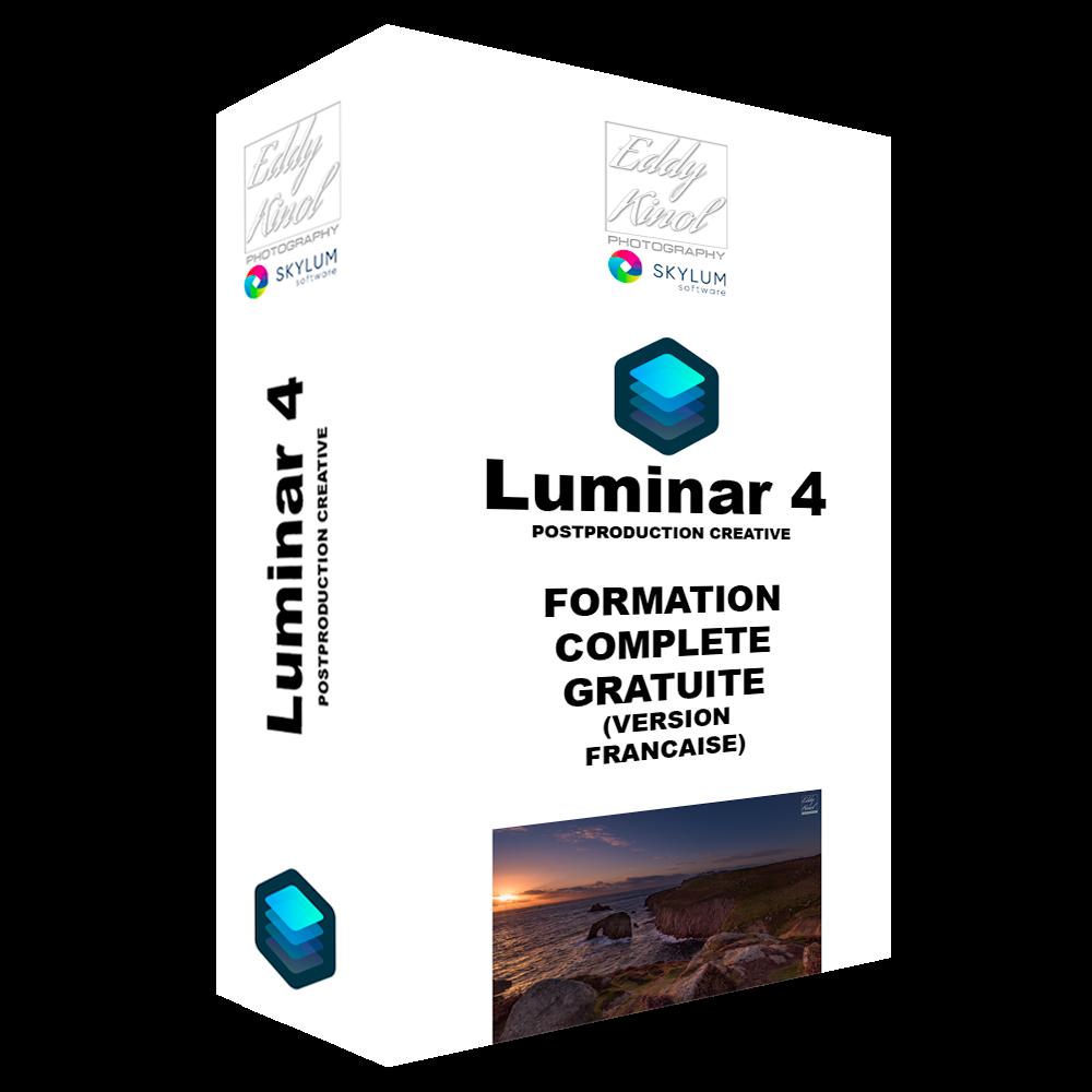 la première formation gratuite en français de Luminar4