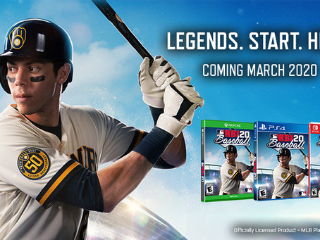 R.B.I. Baseball 20 to feature revamped batting/fielding, cool pre-order bonus