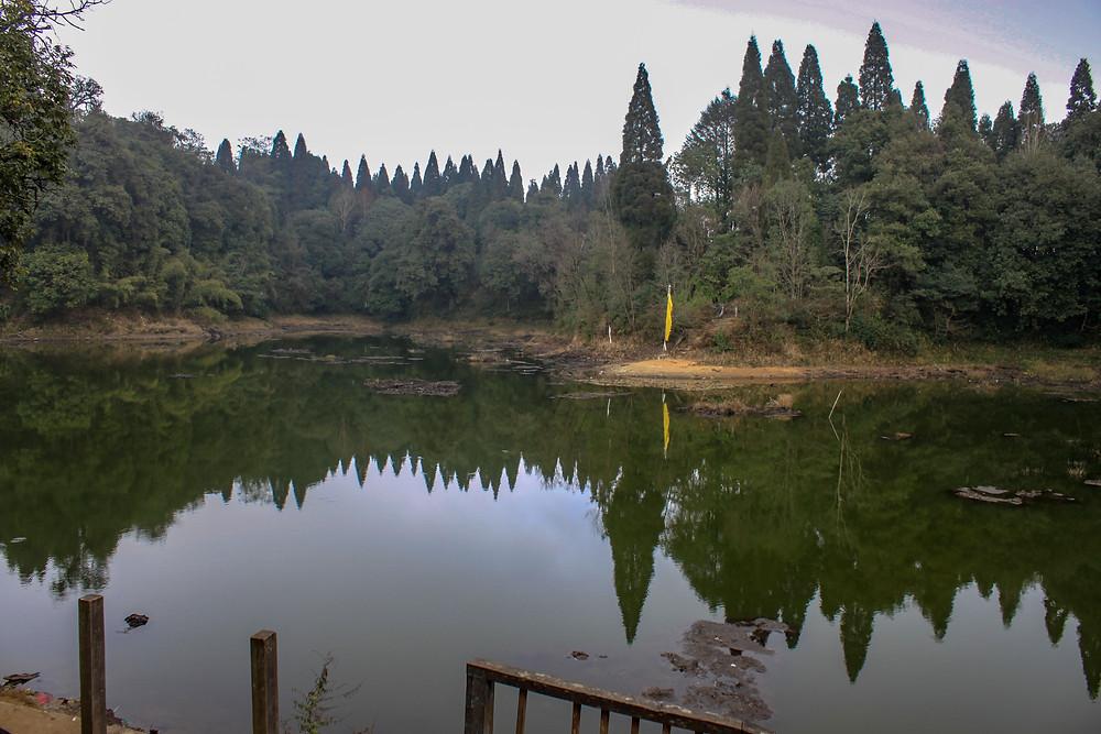 Maipokhri Lake Nepal