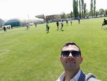 Sul campo delle Giovanili Rimini per lo SPAIN TOURNAMENT 2019 - selezioni per la Spagna