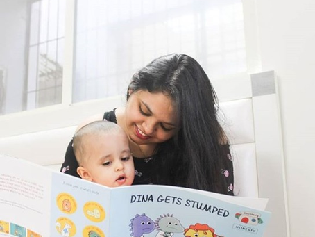 Lessons on Raising Children from Priyanka Chhabria