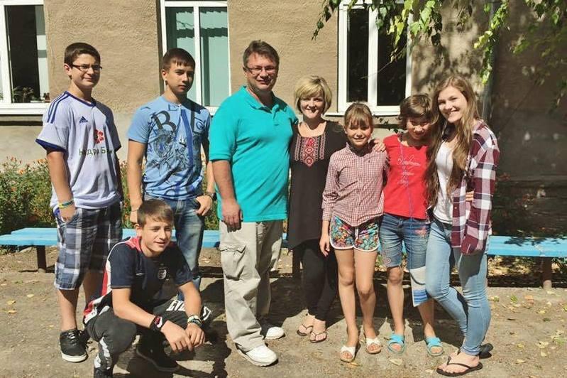 Ukrainian adoption process
