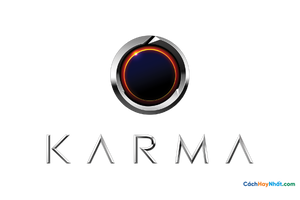 Logo Karma PNG