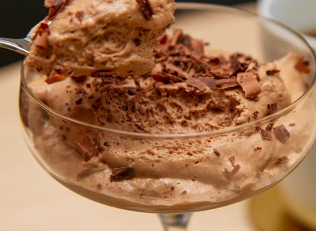 Sjokolademousse