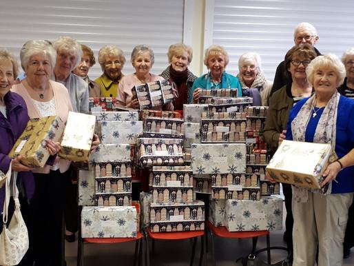 The St Teresa's Seniors Shoe Box Appeal