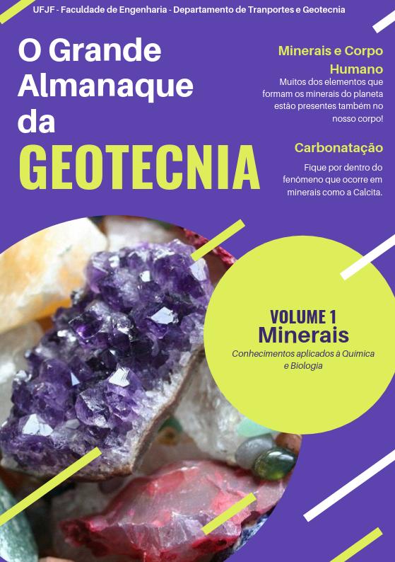 O Grande Almanaque Da Geotecnia - Volume 1: Os Minerais