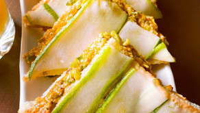 Cucumber and Curd Sandwiches, Perfect for High Tea