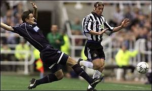 Newcastle 3-2 Derby - Capacity Crowd!