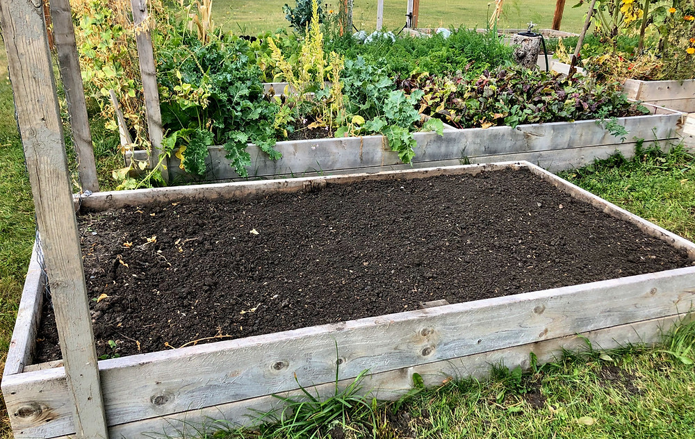 Preparing your garden for winter, preparing your garden for spring, preparing your garden for fall.  What should I do with my garden in the fall?  Garden soil.