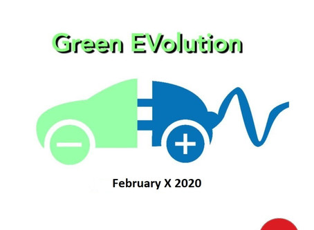 Green EVolution - February X 2020
