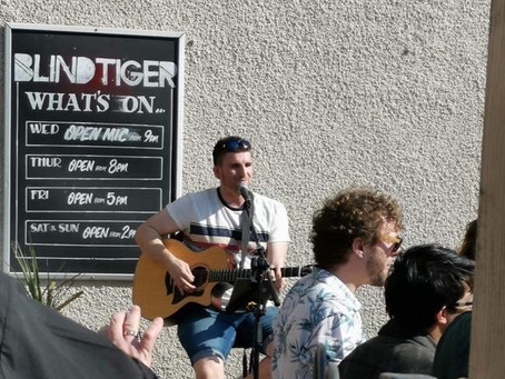 Outdoor gigs set to return this weekend