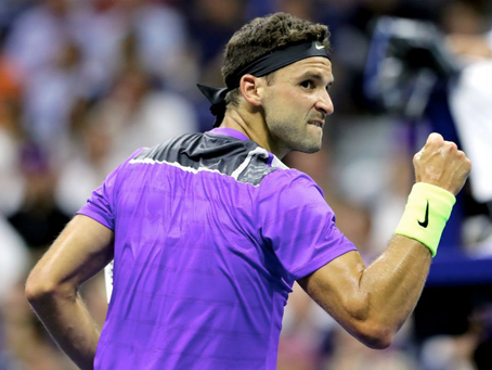 Τένις | US Open: Ο Dimitrov απέκλεισε τον Federer