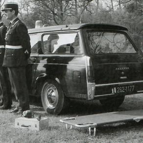 Les véhicules de secours routier