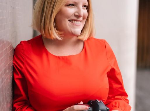 Introducing: Kirsty Hamilton