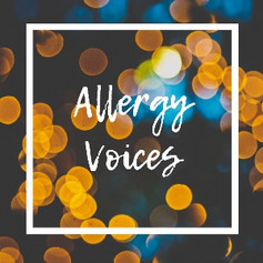 Joey Featured in Allergy Voices Volume 1