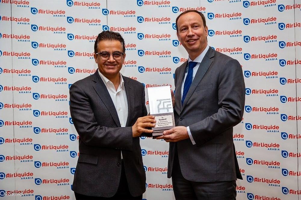 Air Liquide Arabia starts commercial operation