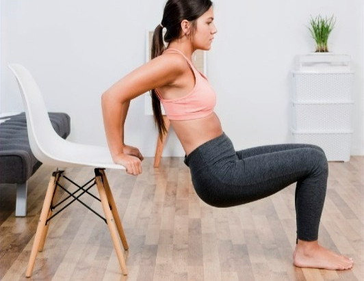 How Yoga Poses in A Chair for Seniors Can Help You Improve Your Health