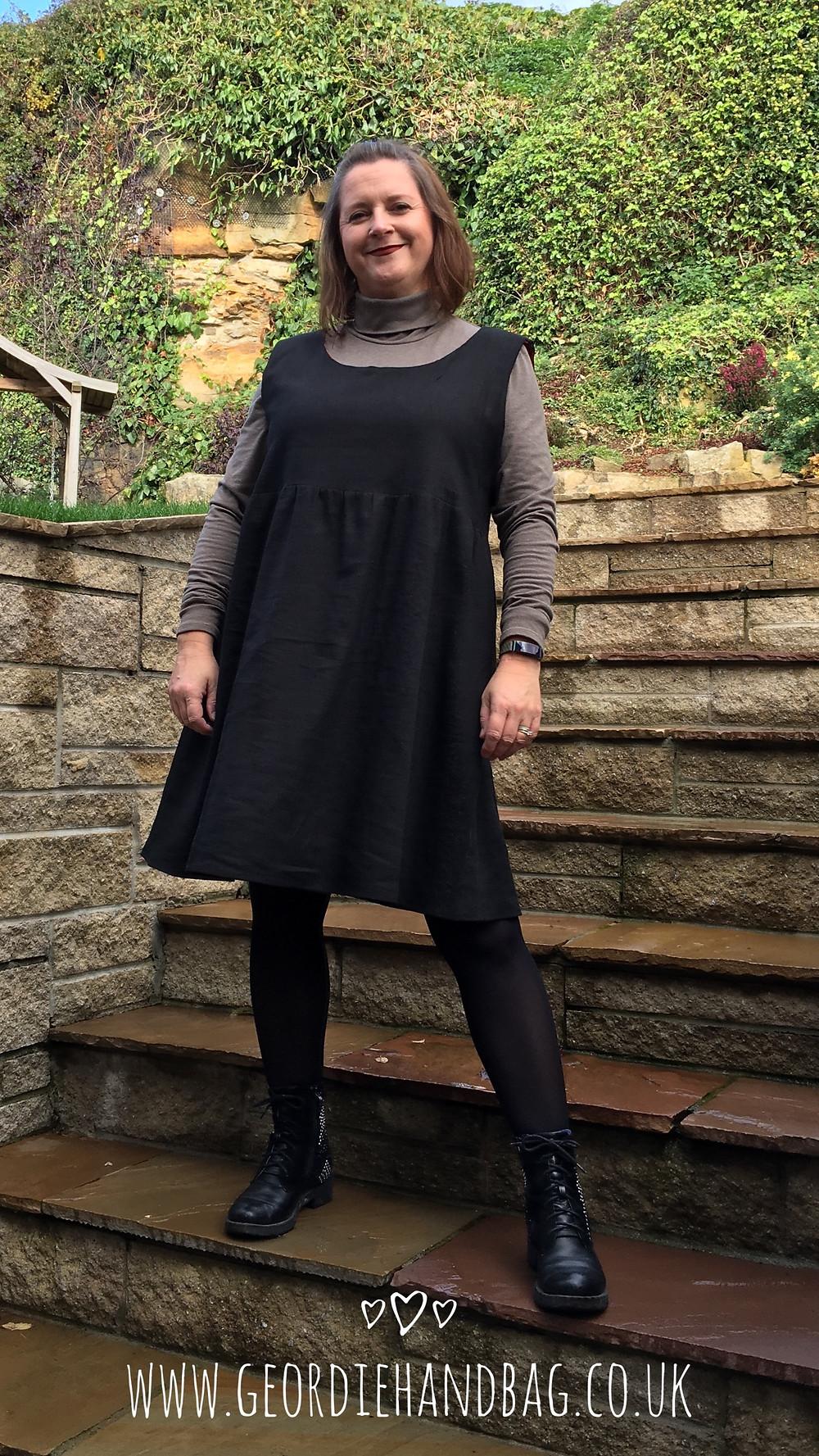 Reversible Metamorphic Dress Pdf Pattern Review
