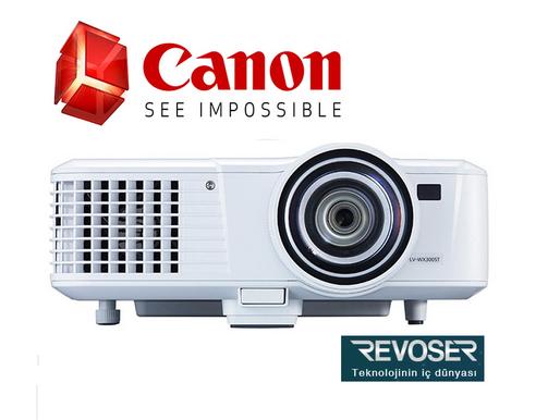 Ankara Canon Servisi - Canon Projeksiyon Servisi