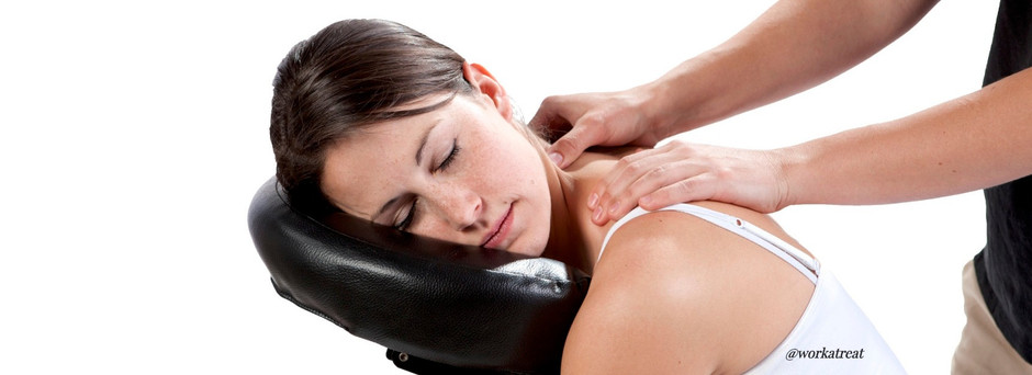 How can a Workplace Massage Programme benefit your employees.