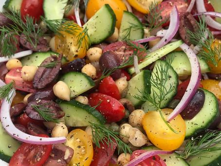 My Big Fat Quarantine Salad