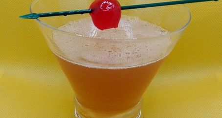 The Grumpy Dingo Radio French Riviera Cocktail