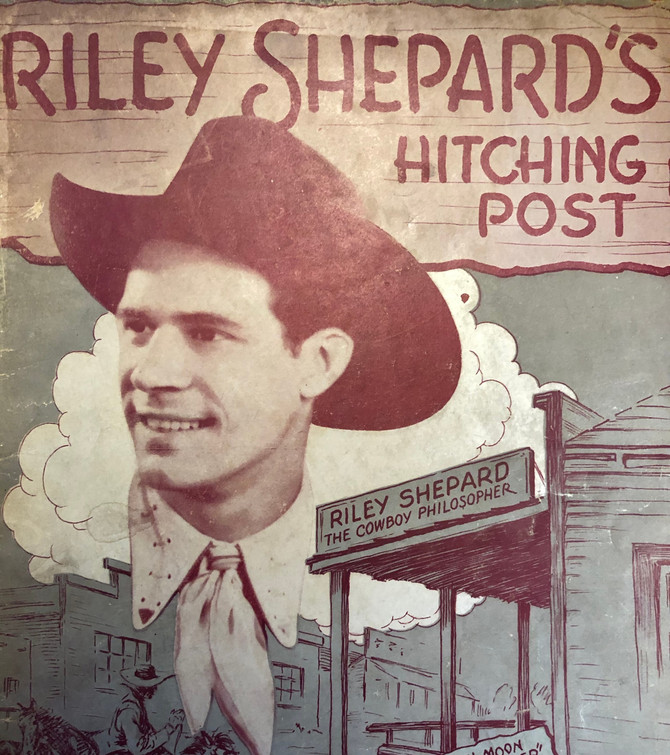 Part Seven: Riley's Cowboy Act (& Fact-Checking)