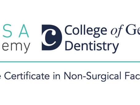 LAUNCH: Introducing the Postgraduate Certificate (LEVEL 7) in Non-Surgical Facial Aesthetics