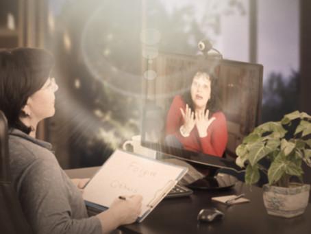 Cómo Prepararse para su Sesion de Consejeria, Psicoterapia, o Telemedicina en Línea