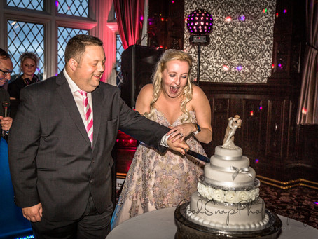 Richard and Stephanie's Wedding at Crewe Hall, Cheshire.