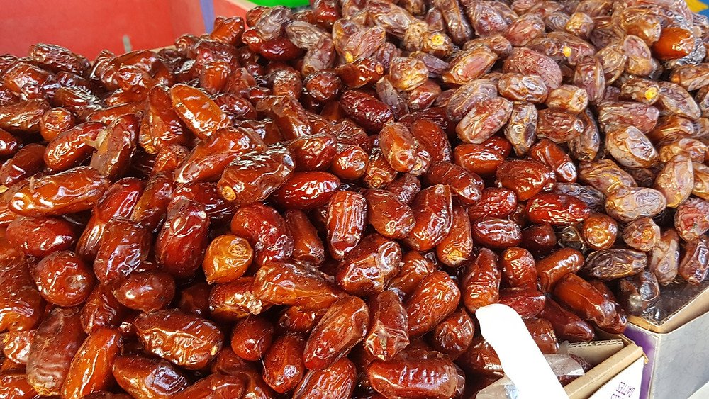 dates in Jerusalem