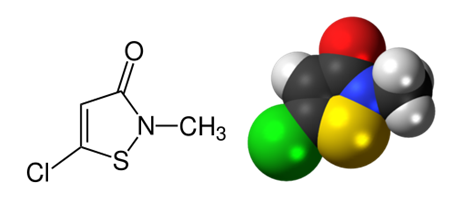 CMIT의 분자구조