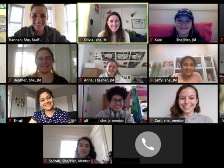 "Former Mentor Hosts Virtual Q&A on ""Being a Scientist"""