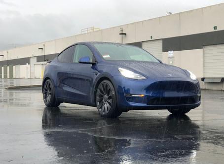 Tesla Model Y : First Impressions