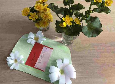 Simple ways to celebrate mother´s day
