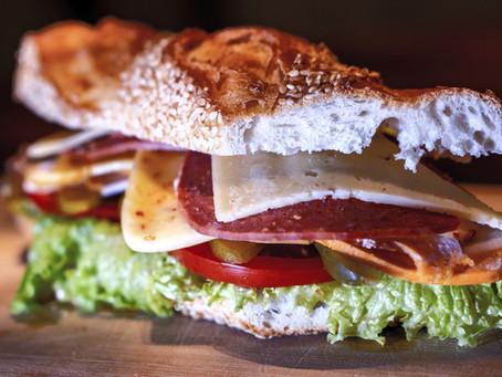 I Feel Like a Sandwich