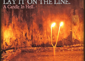 Lay It On The Line - A Candle In Hell (Hardcore Metal Punk)