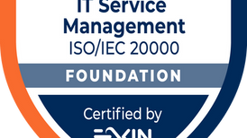 EXIN IT Service Management Foundation based on ISO/IEC 20000 Training and Certification