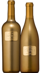 Francis Ford Coppola - Gold Oscar Wine Bottles