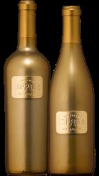 Francis Ford Coppola - Gold Oscar Wine Bottles