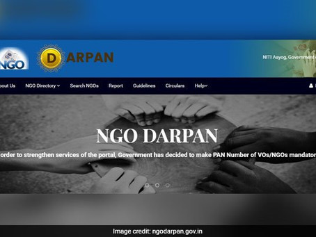 NGO Darpan