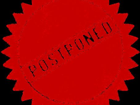 2020 National Conference Postponed