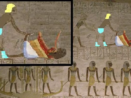 BEST OF BULLDOG: Hieroglyphics Discovered Documenting First Known Flair Match